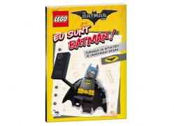 Jurnal cu activitati LEGO Batman Movie