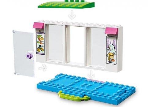LEGO Friends Supermarketul din Heartlake City