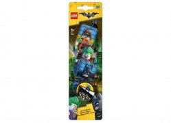 Set 3 semne carte LEGO Batman Movie