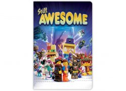 Agenda LEGO Movie 2