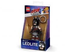 Breloc cu lanterna LEGO Movie 2 Batman
