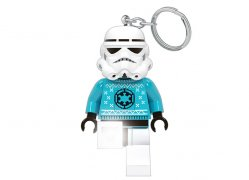 Breloc cu LED LEGO Star Wars Stormtrooper