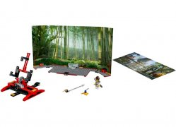 Set productie de film LEGO Ninjago Movie
