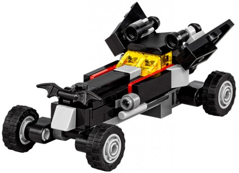 Mini Batmobil
