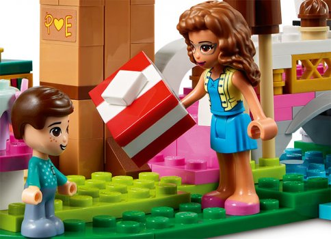 LEGO Friends Parcul din Heartlake