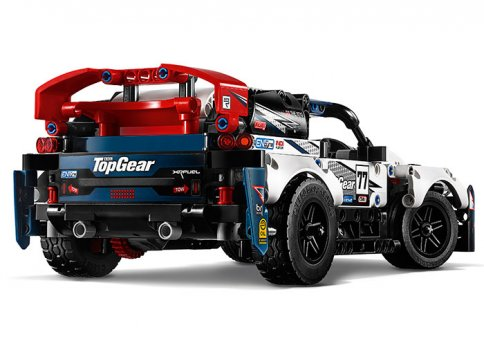 LEGO Technic Masina teleghidata Top Gear