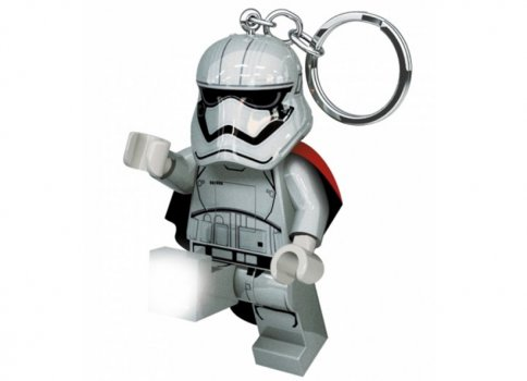 Breloc lanterna LEGO Star Wars Captain Phasma