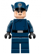 Minifigurina LEGO Star Wars-First Order Officer sw0832