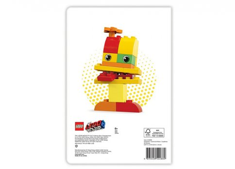 Agenda LEGO Movie 2 DUPLO