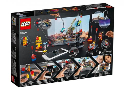 Seturi Lego LEGO Movie Maker