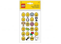 Set 96 de abtibilduri LEGO Iconic