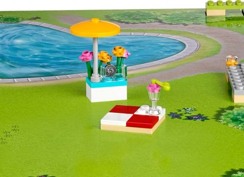 Plan de joaca LEGO Friends