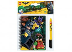Carnetel LEGO Batman Movie si pix