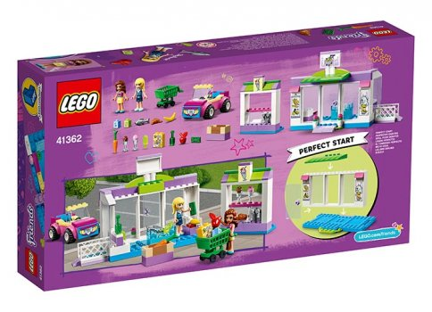 Supermarketul din Heartlake City LEGO 41362
