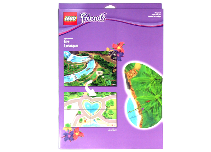 LEGO Friends Playmat jungle