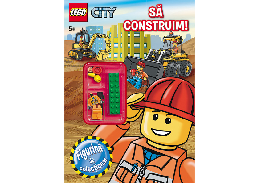 Carte LEGO City Sa construim