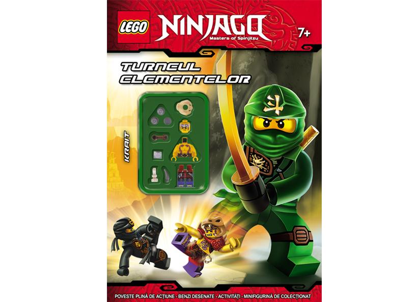 Carte lego ninjago piratii cerului lnc 10 lei - Carte ninjago ...