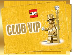 Card VIP LEGO
