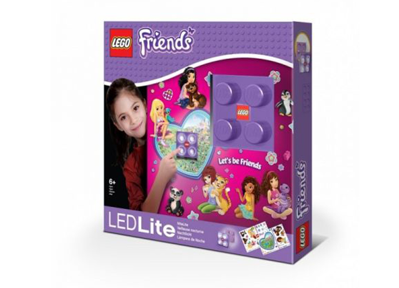 Lampa veghe LEGO Friends