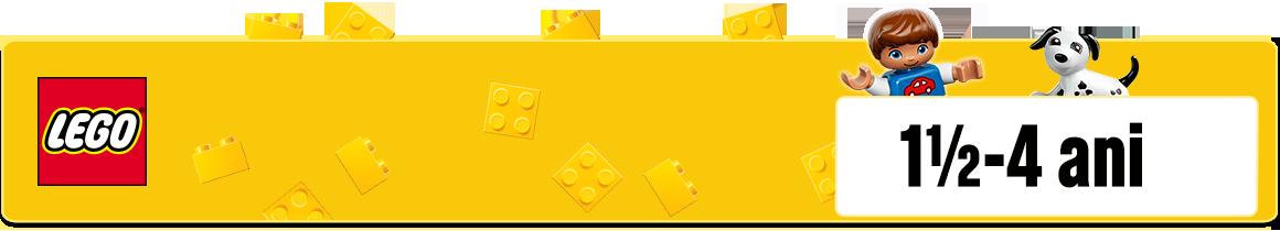 jucarii LEGO varsta 1.5-4 ani