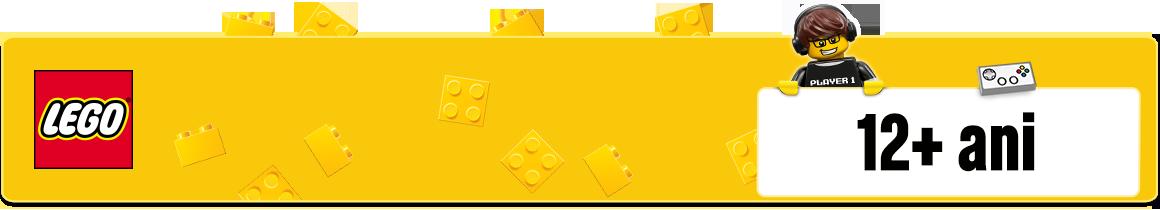 jucarii LEGO varsta 12+ ani