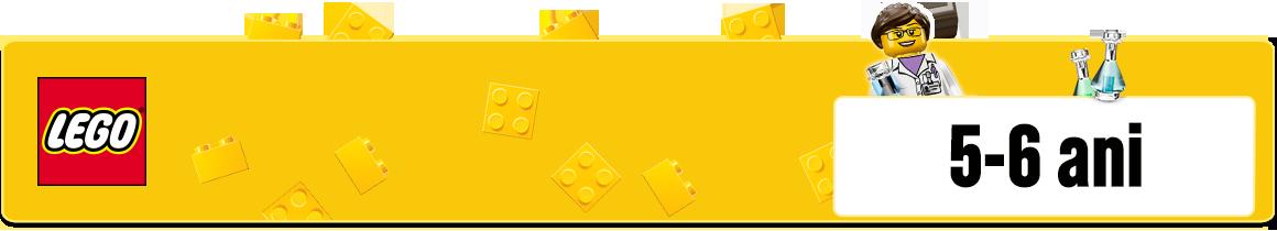 jucarii LEGO varsta 5-6 ani